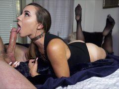 Sasha Foxxx con su mejor oral y creampie 1