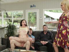 familia porno